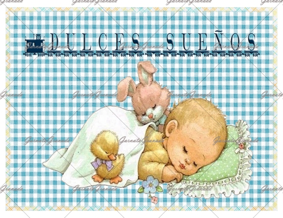 Polipiel cuadro Bebé Niño