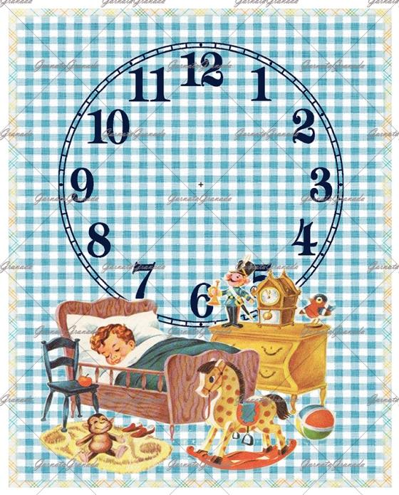 Polipiel Reloj Niño