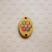 Botones para patchwork y otras artesanías