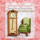 Botones de madera Reloj y Sillón