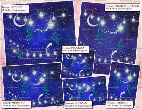 Polipiel  Noche de Hadas